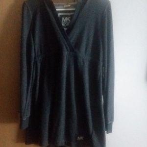 Michael Kors hooded dress size sm